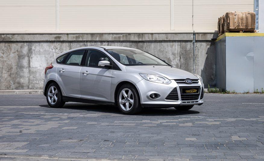 Ford Focus 3 2011
